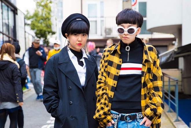 Tokyo Fashion Week 2017: Bua tiec thoi trang doc, di cua gioi tre hinh anh