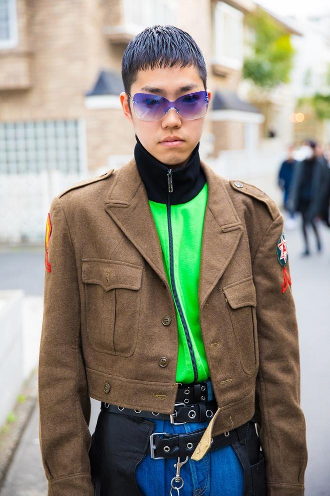 Tokyo Fashion Week 2017 anh 4
