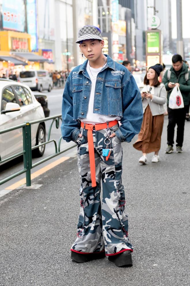 Tokyo Fashion Week 2017 anh 5