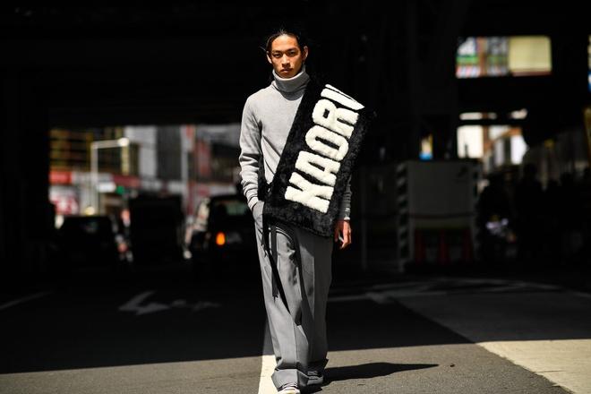 Tokyo Fashion Week 2017 anh 7