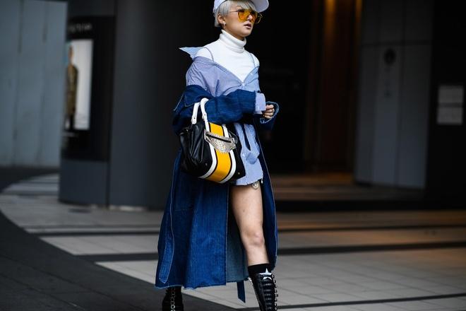 Tokyo Fashion Week 2017 anh 8