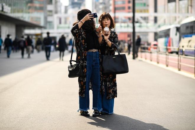 Tokyo Fashion Week 2017 anh 9