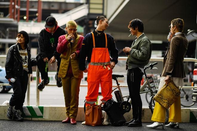 Tokyo Fashion Week 2017 anh 11