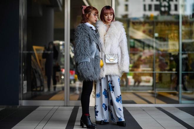 Tokyo Fashion Week 2017 anh 12