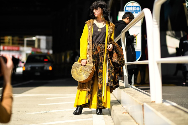 Tokyo Fashion Week 2017 anh 17