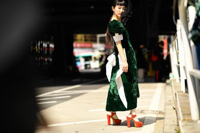 Tokyo Fashion Week 2017 anh 6