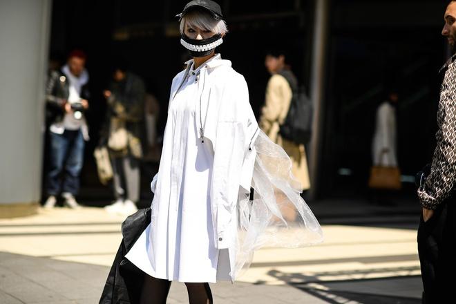 Tokyo Fashion Week 2017 anh 18