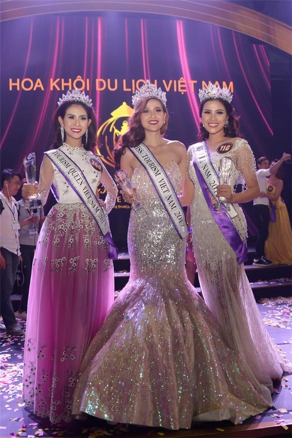 Nguyen Thi Thanh thi Miss Eco International anh 1
