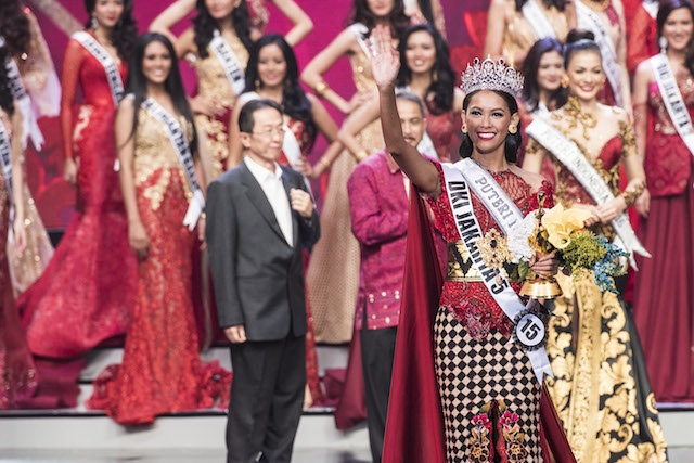 Miss Universe 2017 anh 1