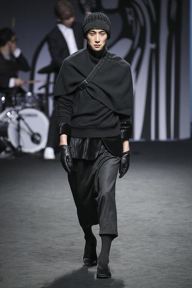 Seoul Fashion Week 2017 anh 8