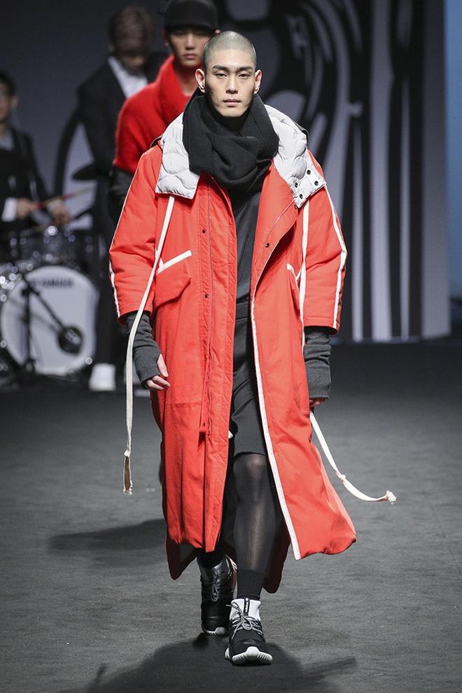 Seoul Fashion Week 2017 anh 10
