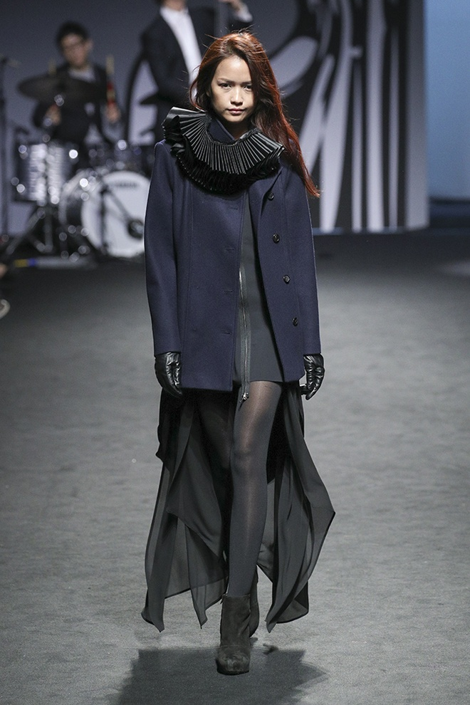 Seoul Fashion Week 2017 anh 1