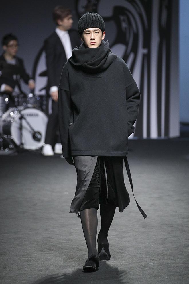 Seoul Fashion Week 2017 anh 9