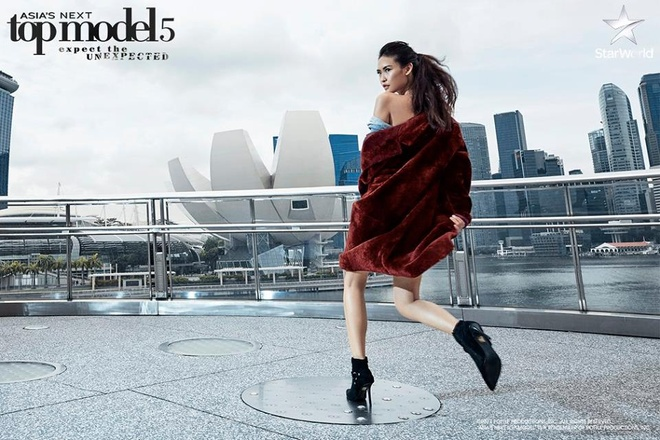 Asia's Next Top Model mua 5 anh 2