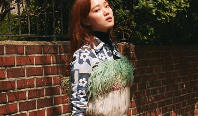 Tien nu cu ta Lee Sung-Kyung anh 1