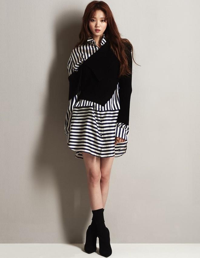 Tien nu cu ta Lee Sung-Kyung anh 5