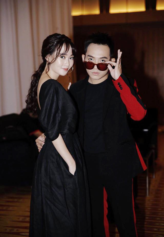 Ban gai Pho Dac Biet xin loi sau vu che Jessica chanh hinh anh 1