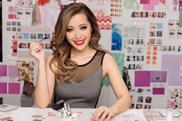 Michelle Phan: Tu co be o tiem lam mong den trieu phu YouTube hinh anh