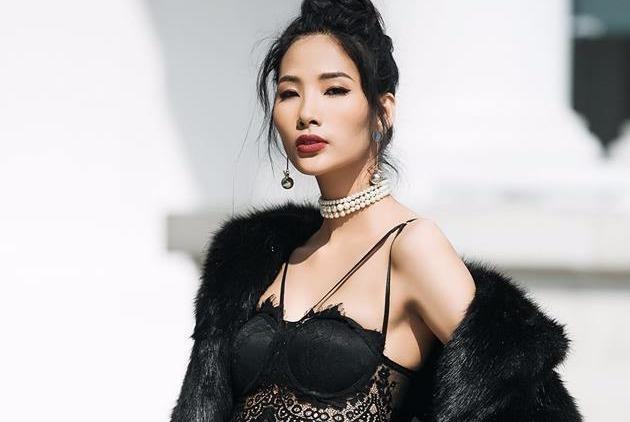Hoang Thuy: 'The Face la co hoi lon cua cuoc doi' hinh anh