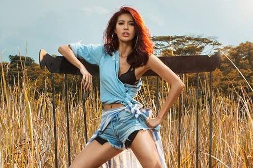 Minh Tu lai ngat xiu o Asia's Next Top Model hinh anh