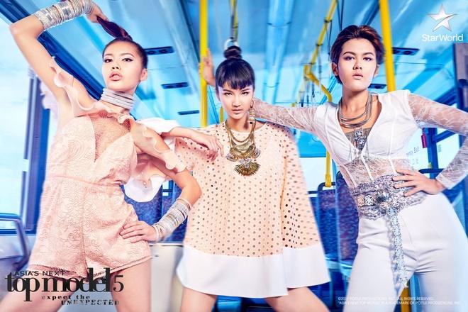 Minh Tu thi Asia's Next Top Model anh 1