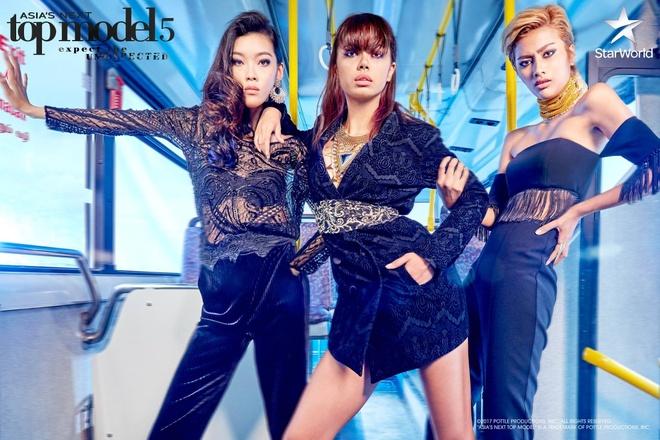 Minh Tu thi Asia's Next Top Model anh 2