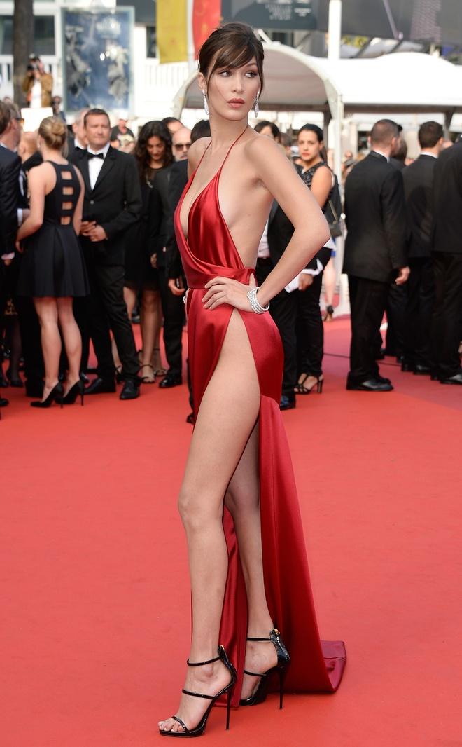 Bella Hadid: Noi tieng nho tai nang hay phong cach thoi trang tao bao? hinh anh 1