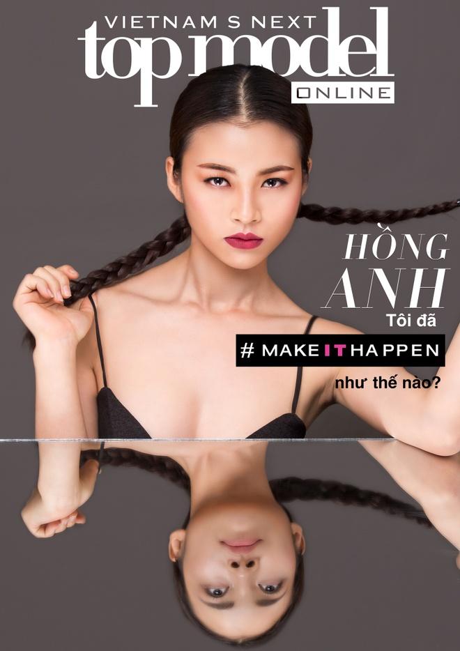 Hai co gai 9X duoc vao thang nha chung Vietnam's Next Top Model hinh anh 1