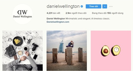 Vi sao dong ho binh dan Daniel Wellington tro thanh 'con sot'? hinh anh 4