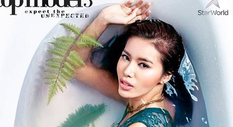 Minh Tu pha ky luc cua Viet Nam tai Next Top Model chau A hinh anh