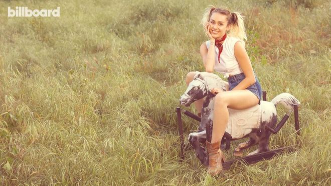 Miley Cyrus 'day thi thanh cong'? hinh anh 3