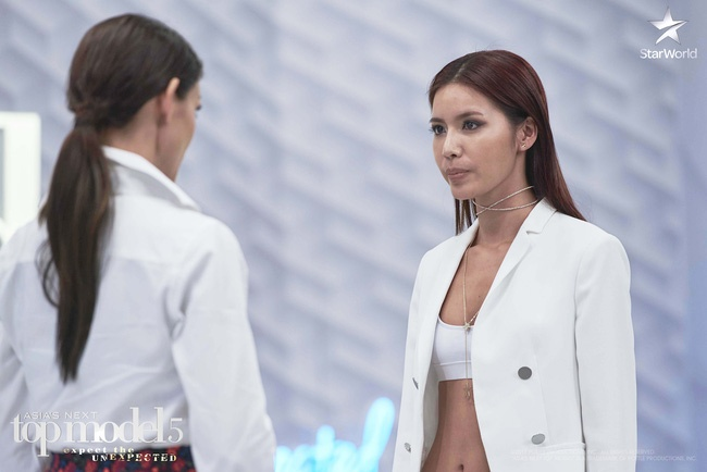 Mot so tinh huong noi bat trong tap 6 Asia's Next Top Model hinh anh