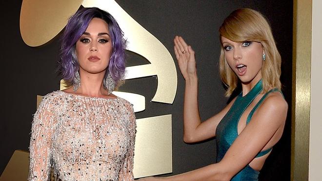 Katy Perry khong la 'nu hoang bi kich' nhu Taylor Swift hinh anh 2