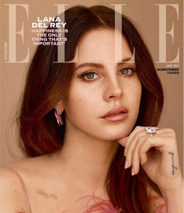 Lana Del Rey, nang tho thoi u sau hinh anh 1