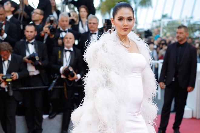 My nhan Thai duoc khen mac dep tren tham do Cannes hinh anh