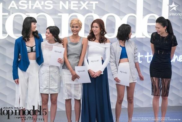 Minh Tu bat khoc khi vuon len dan dau Next Top Model chau A hinh anh 2