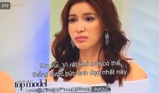 Minh Tu bat khoc khi vuon len dan dau Next Top Model chau A hinh anh