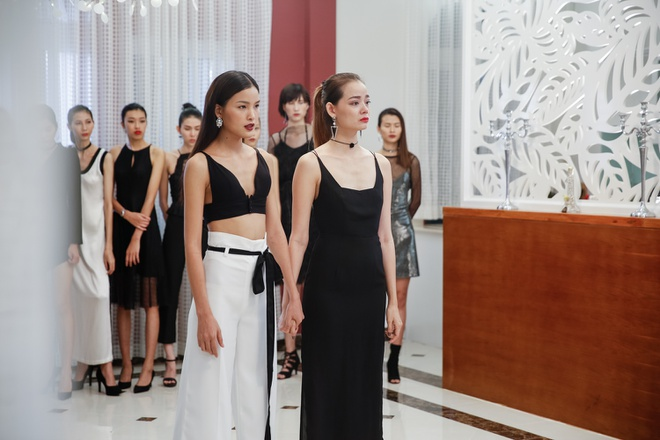 Vietnam's Next Top Model tap 2 anh 2