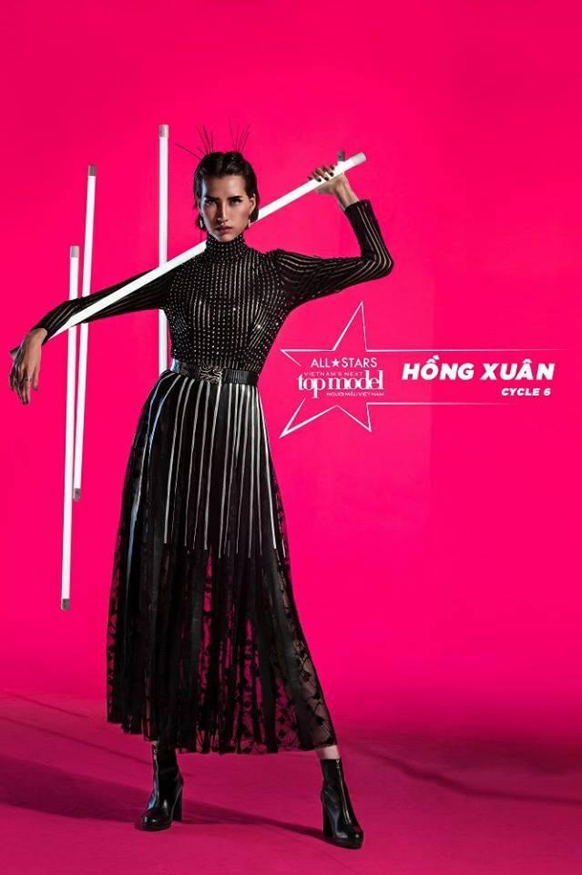 Vietnam's Next Top Model 2017 anh 2