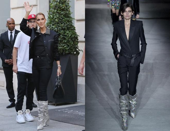 Celine Dion: Ngoi sao U50 phoi do chat hon nguoi mau hinh anh 8