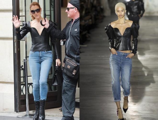 Celine Dion: Ngoi sao U50 phoi do chat hon nguoi mau hinh anh 2