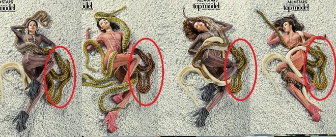 Next Top Model ghep tran vao anh thi sinh, photoshop loi? hinh anh 2