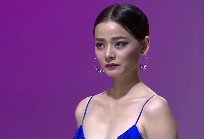 Hoang Oanh Next Top Model: 'Phuc hay khong phuc, toi cung la chi dai' hinh anh 1