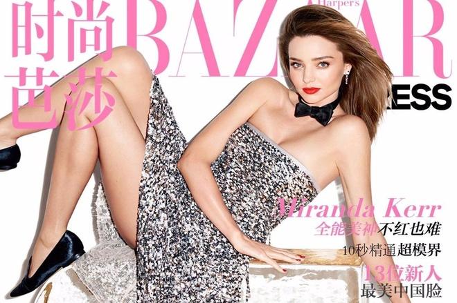 Miranda Kerr: Thien than noi y xinh dep 'don tim' cac ty phu hinh anh
