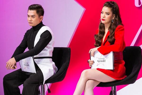Hoang Oanh: 'Giam khao Next Top nhan xet tieu cuc va phien dien' hinh anh