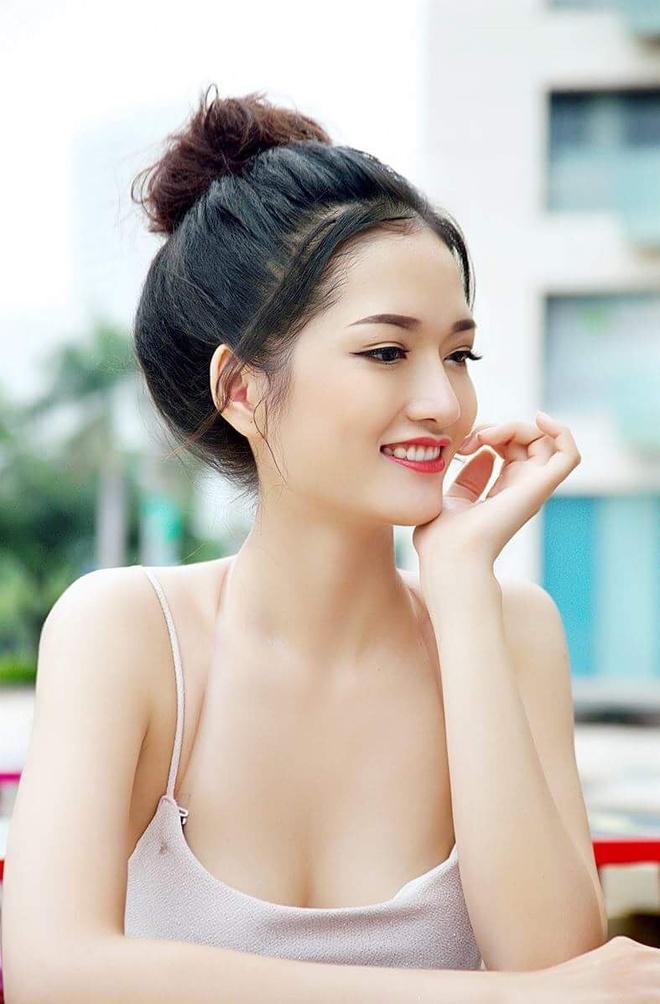 Co gai tung thi 21 cuoc thi sac dep gay chu y o HH Hoan vu Viet Nam hinh anh 5
