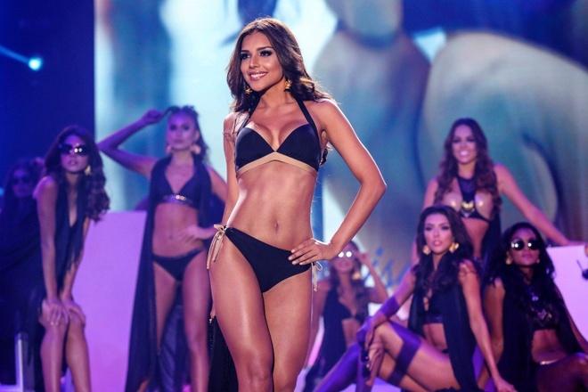 Nhung nhan sac My Latin se chinh chien o Miss Universe 2017 hinh anh 6