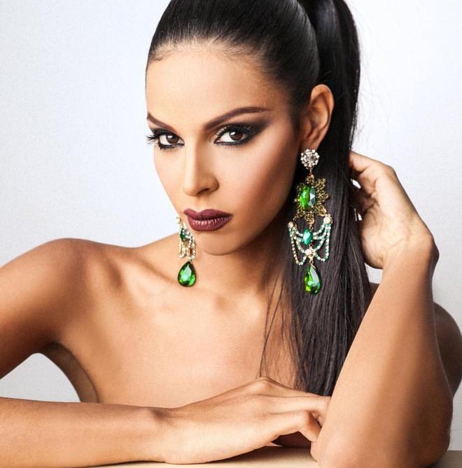 Nhung nhan sac My Latin se chinh chien o Miss Universe 2017 hinh anh 1