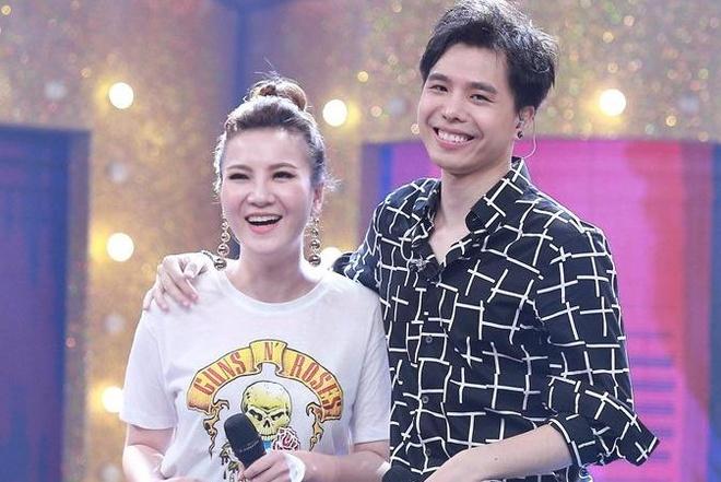 Trinh Thang Binh tai hop 'tinh cu' Yen Nhi tren san khau hinh anh