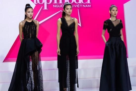 Vietnam's Next Top Model lo ket qua top 3 vao chung ket? hinh anh